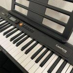 ピアノはじめてみました!